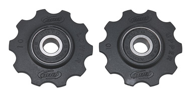 BBB Rollerboys 10 Tooth Jockey Wheel Set