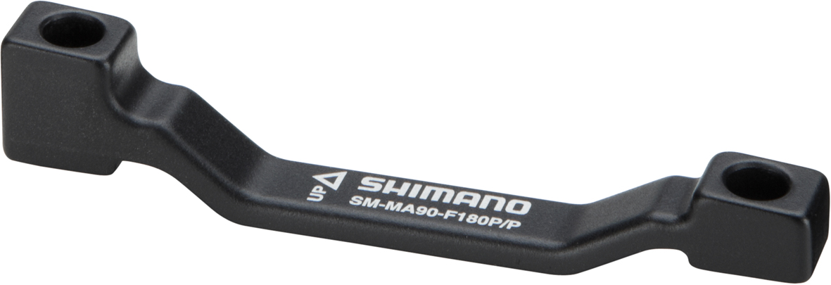 Shimano XTR Front Brake Adapter Post to Post for 180mm Rotor
