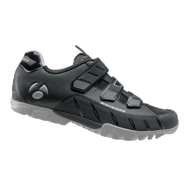 Bontrager Evoke 2015 Mens MTB Shoes - Black - 42