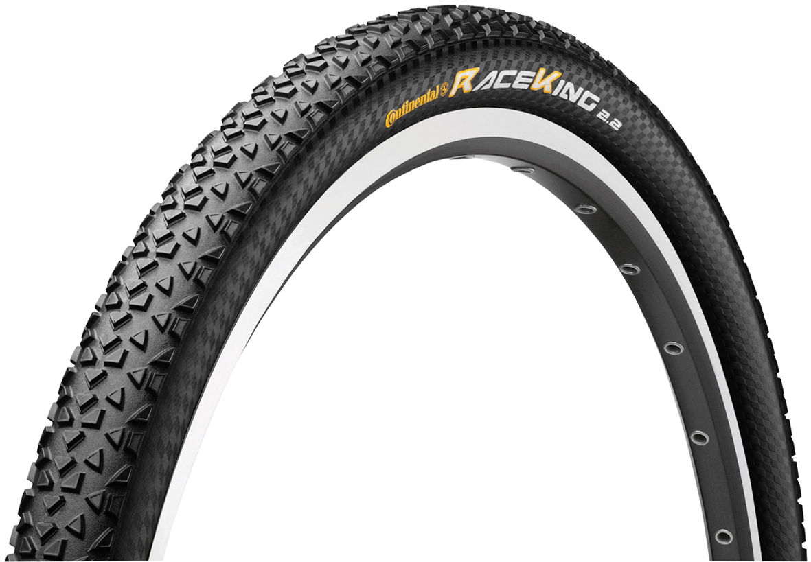 Continental Race King Protection Folding Tyre - 29 x 2.2