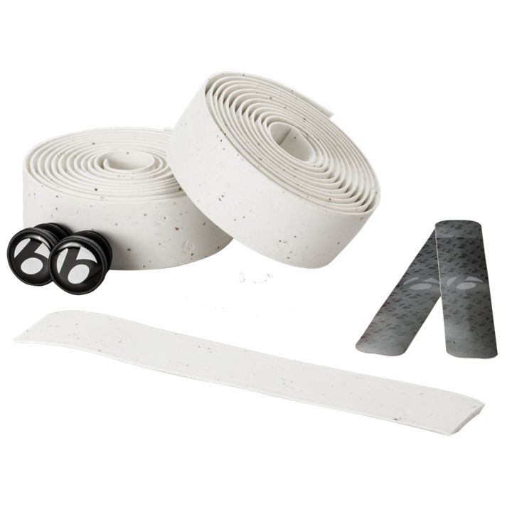 Bontrager Gelcork Bar Tape - White
