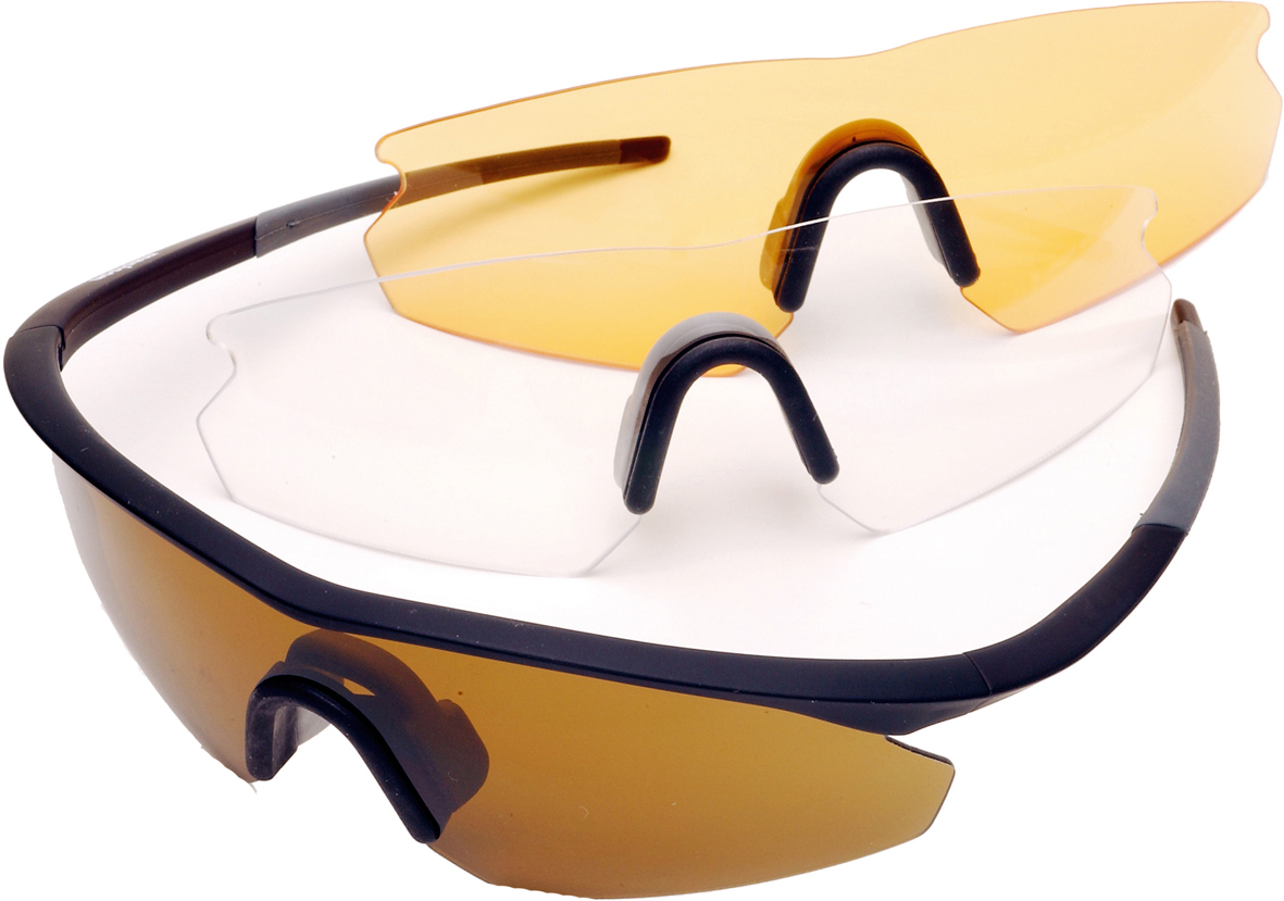 Madison D'arcs Compact 3 Lens Sunglasses