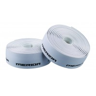 Merida 3D Logo Bar Tape - White