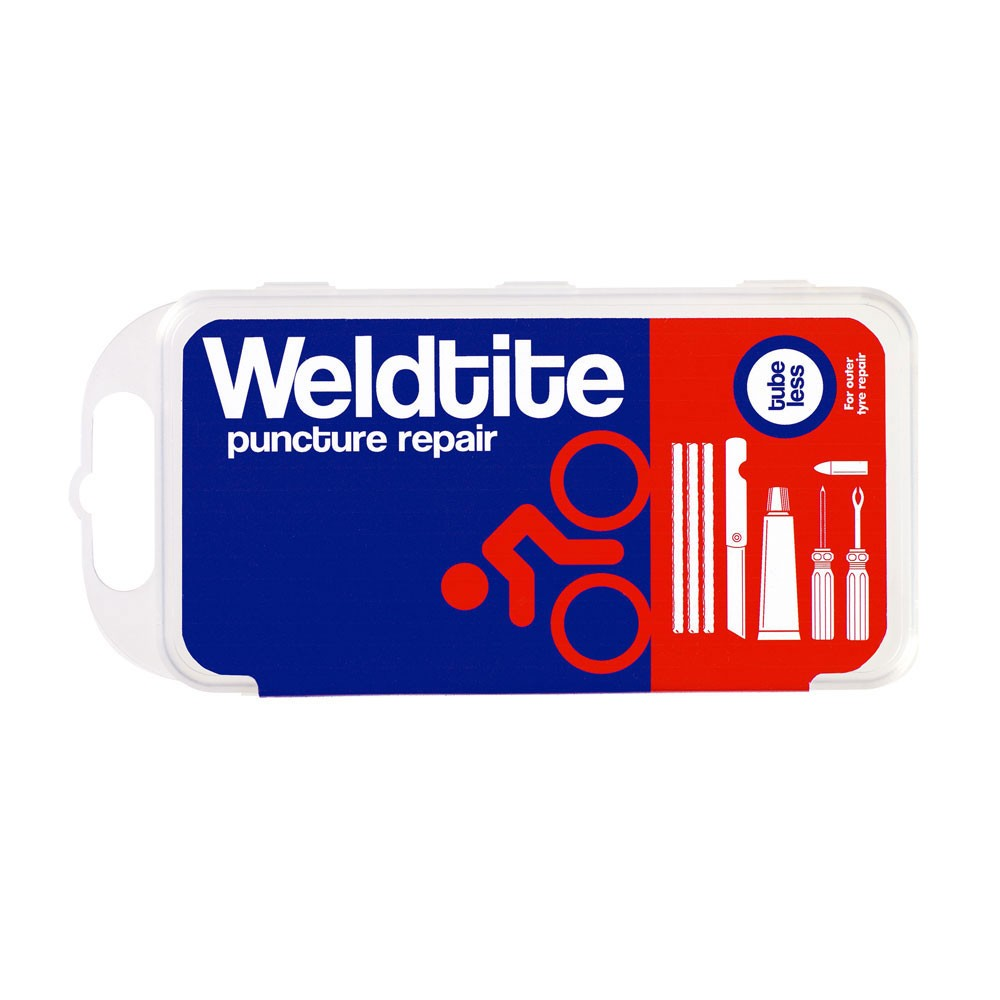 Weldtite Tubeless Puncture Repair Kit