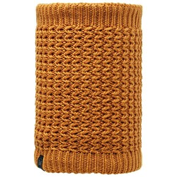 Buff Knitted Polar Reversible Neck Warmer - Kozma