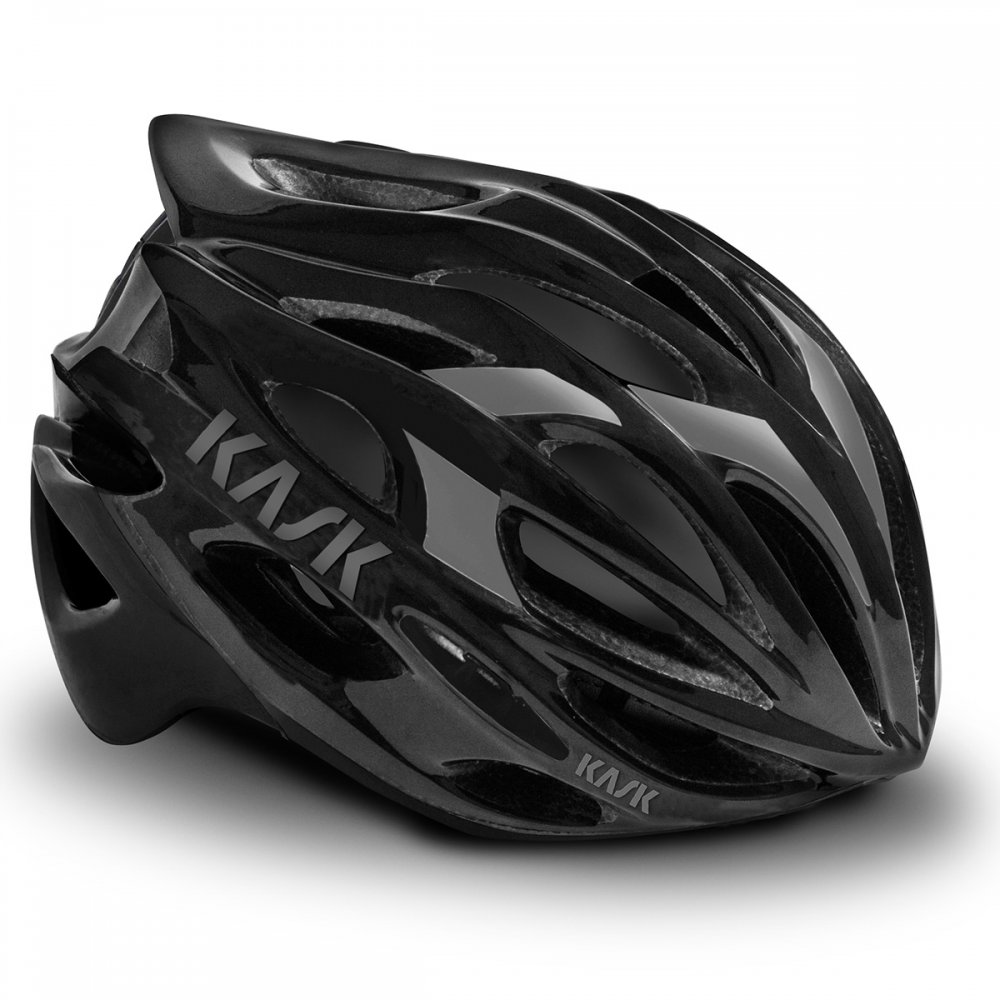 Kask Mojito Road Helmet - Medium (48-58cm) - Black/Grey