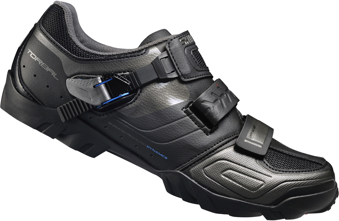 Shimano M089 2016 Mens MTB Shoes - Black - 43