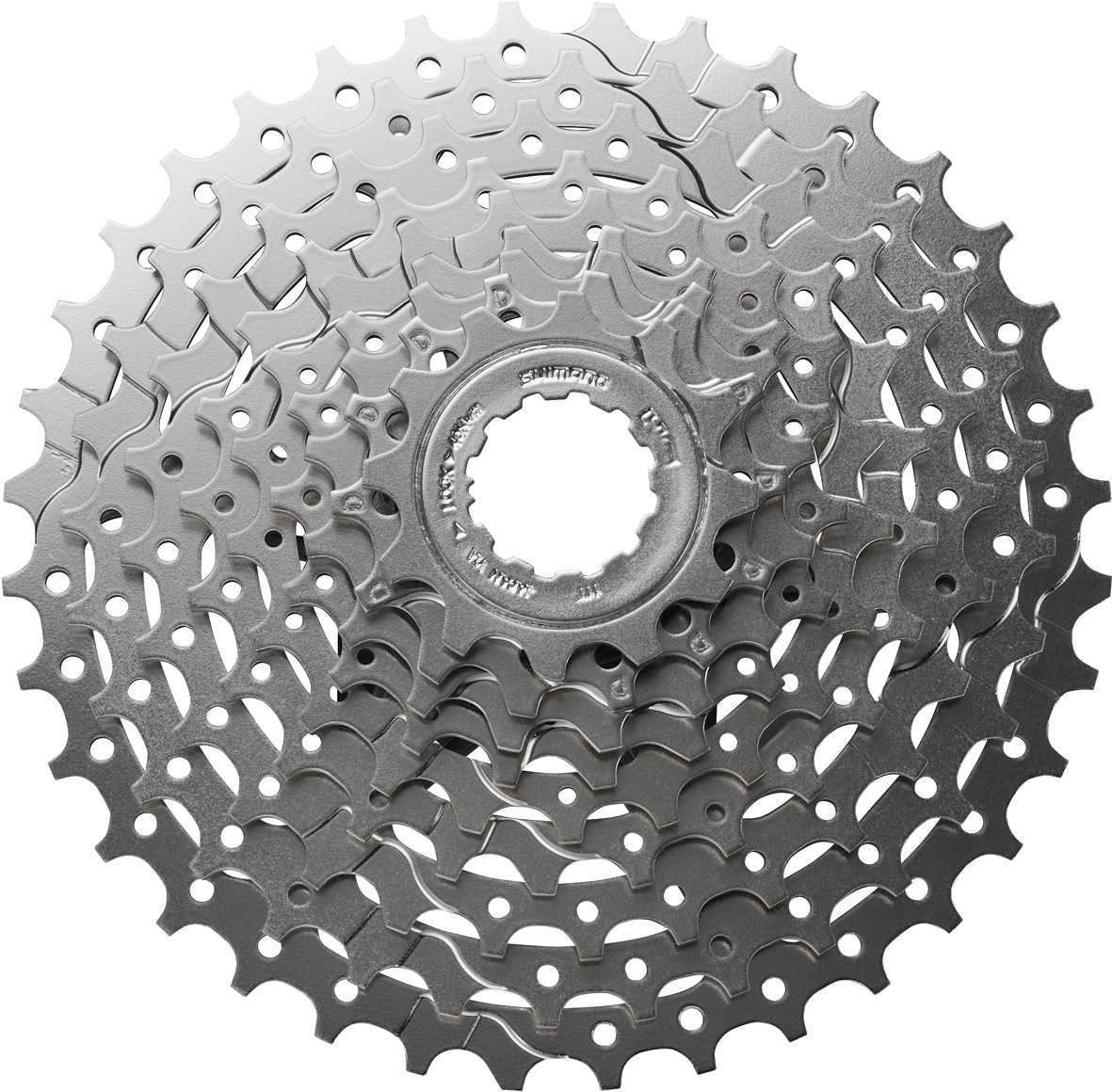 Shimano Alivio HG400  9 Speed 12-36 Tooth Cassette