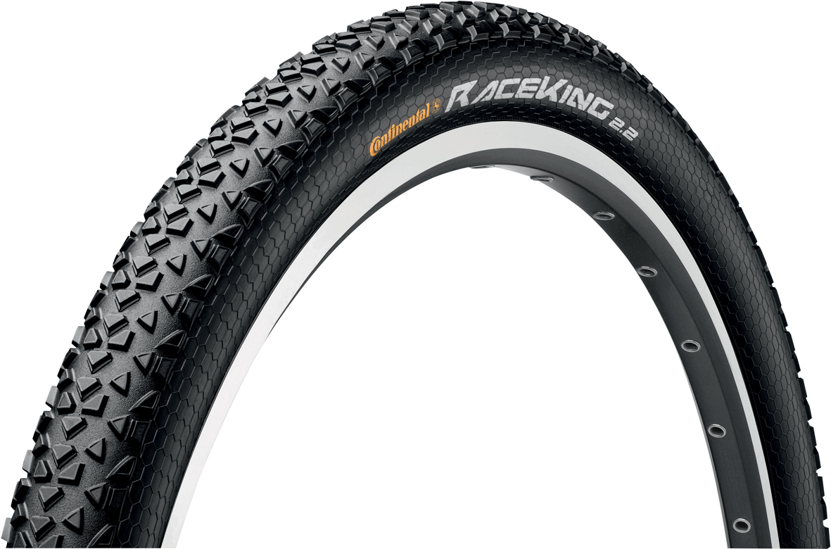 Continental Race King Wire Bead Tyre - 26 x 2.2