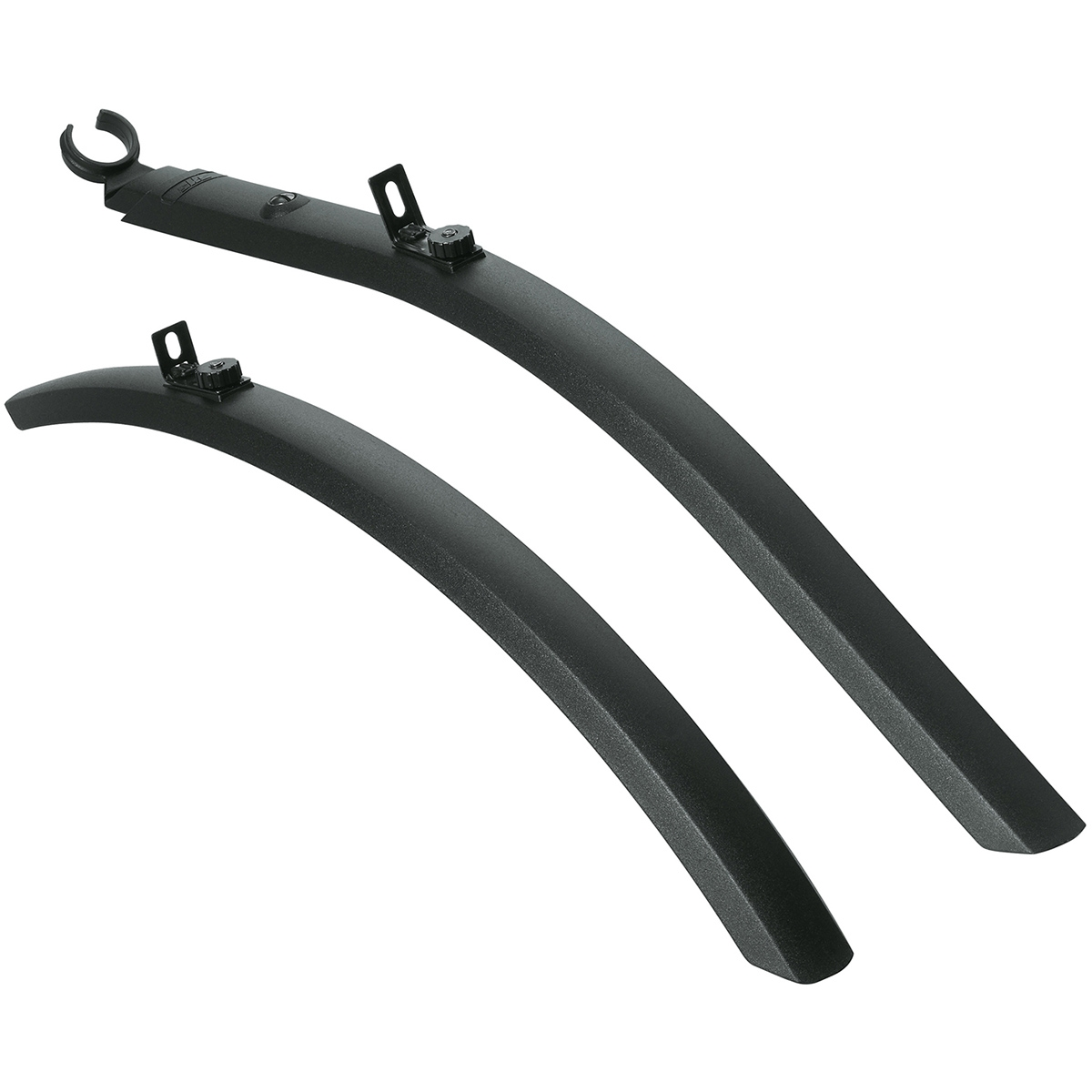 SKS Trekking Mudguard Set - 45mm - Black