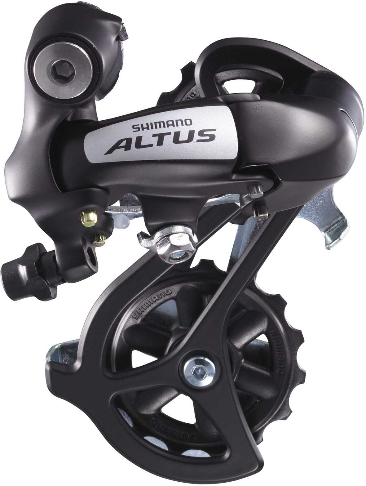 Shimano Altus M310 7/8 Speed Rear Derailleur SGS - Black