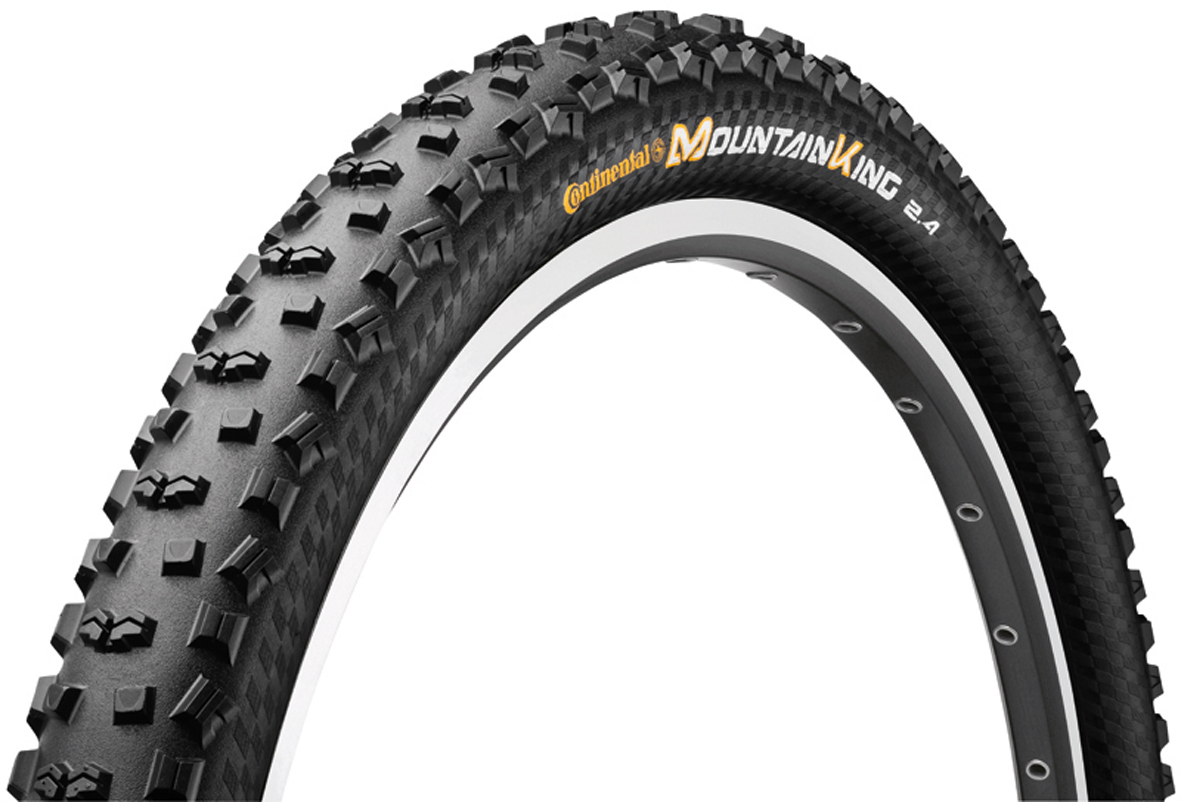 Continental Mountain King II Protection Folding Tyre - 27.5 x 2.2