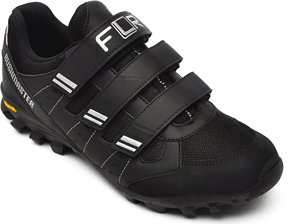 FLR Bushmaster 2016 Mens MTB Shoes - Black - 42