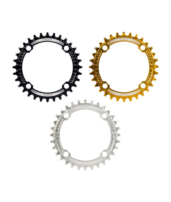 Hope Retainer 9-11 Speed Narrow Wide 34 Tooth 104 BCD Chainring - Black