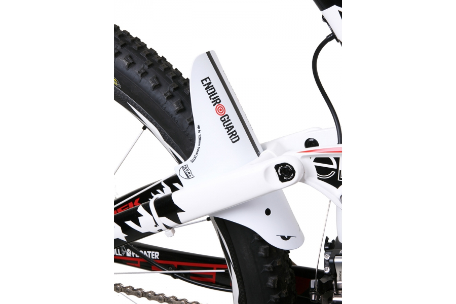 RRP Enduroguard Front Mudguard - Medium - White