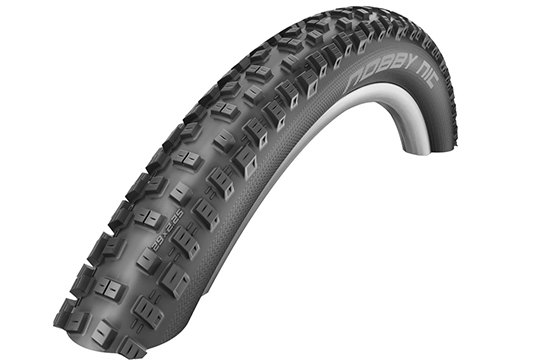 Schwalbe Nobby Nic Evo Double Defense Folding Tyre - 29 x 2.25