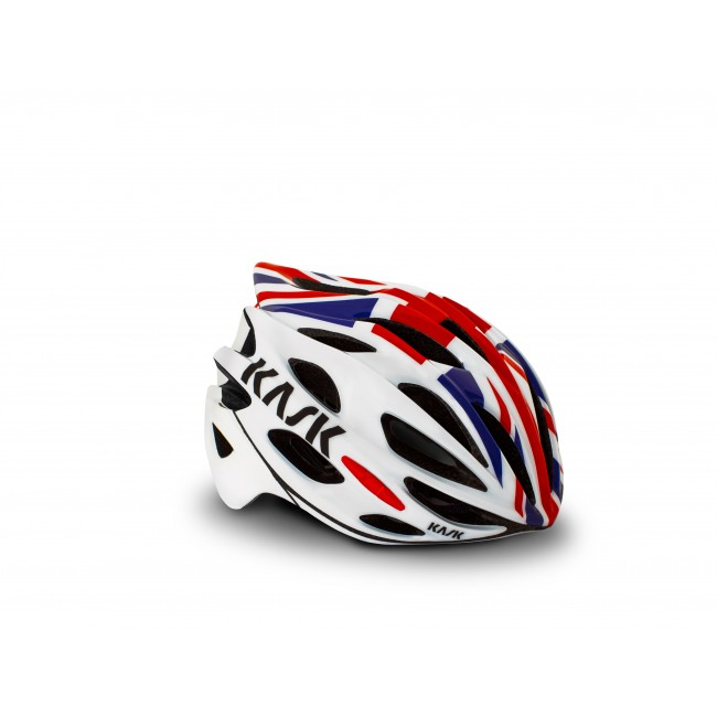Kask Mojito Flag Road Helmet - Large (59-62cm) - Italy