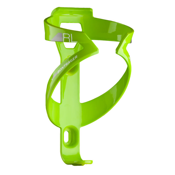 Bontrager Race Lite Nylon Bottle Cage - Volt Green