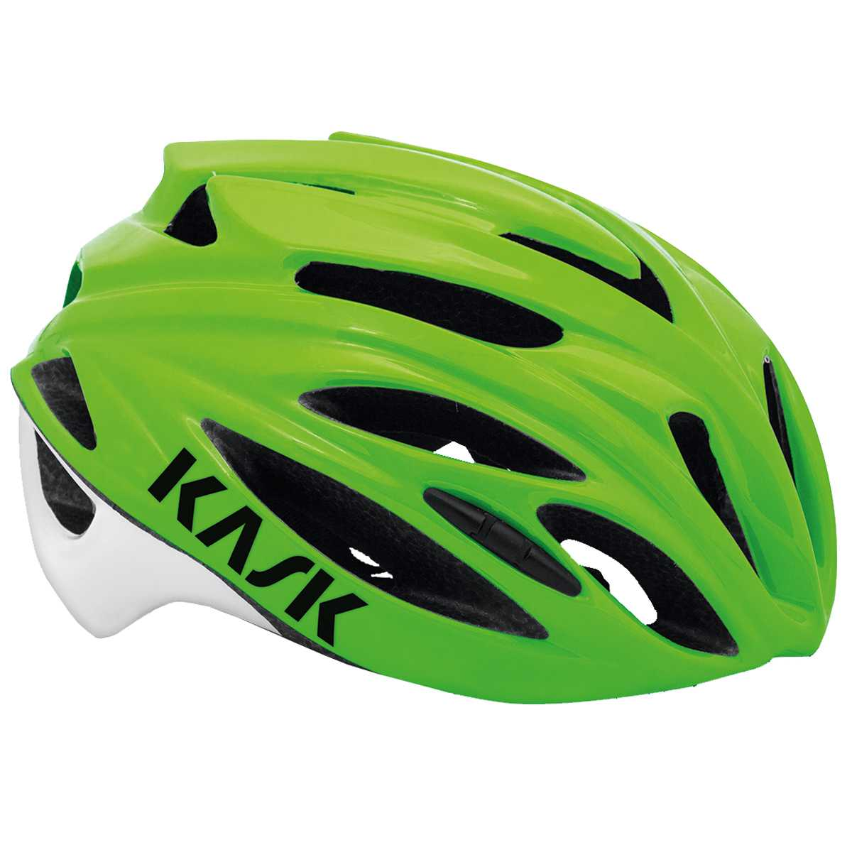 Kask Rapido Road Helmet - Medium (52-58cm) - Lime Green