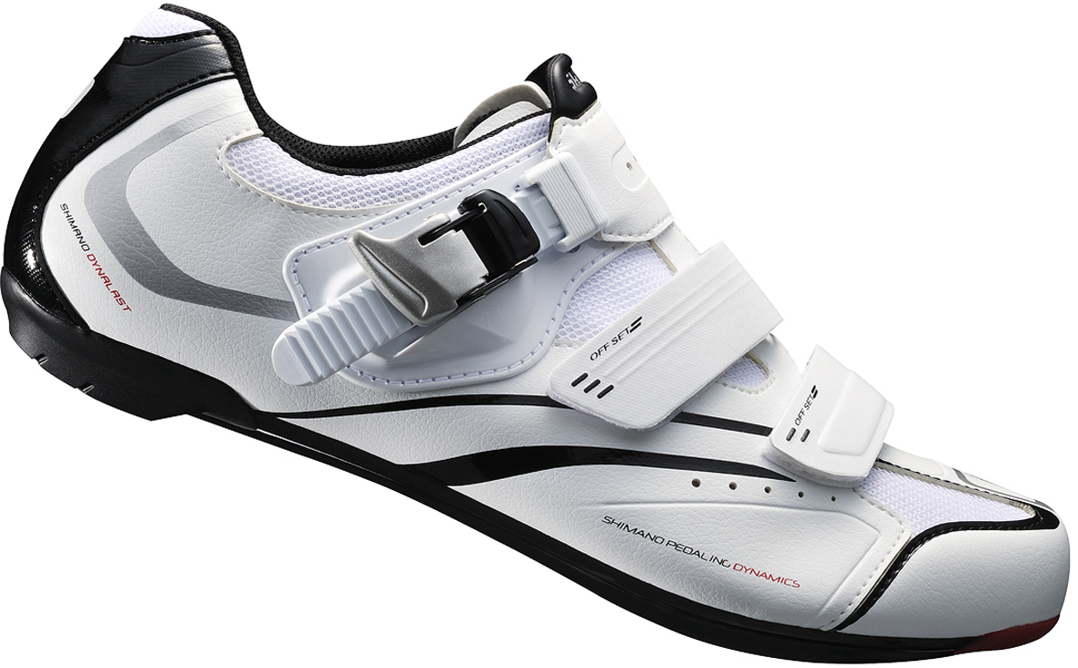 Shimano R088 Mens Road Shoes - 48 - White