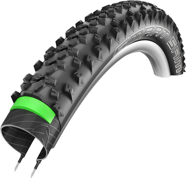 Schwalbe Smart Sam Plus Snakeskin Wire Bead Tyre - 700c x 40mm