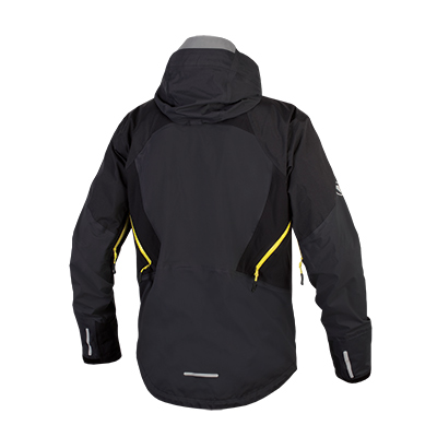 Endura MT500 II Mens Waterproof Jacket - Large - Black