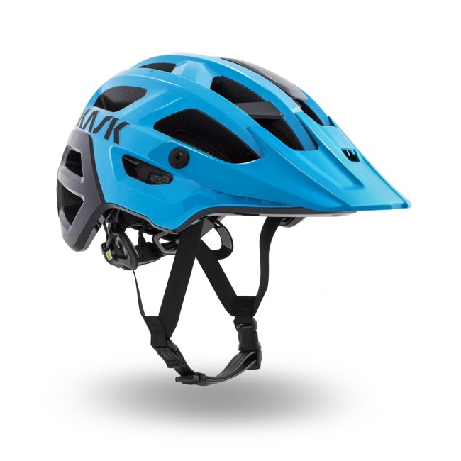 Kask Rex MTB Helmet - Medium (52-58cm) - Blue