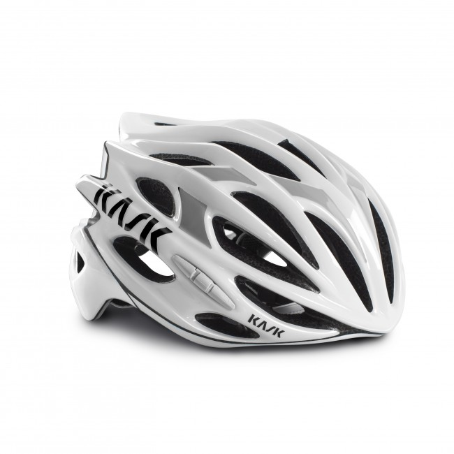 Kask Mojito Road Helmet - Large (59-62cm) - White