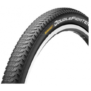 Continental Double Fighter III Wire Bead Tyre - 27.5 x 2.0