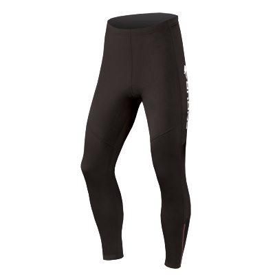 Endura Thermolite Mens Tights with Pad - Large - Black