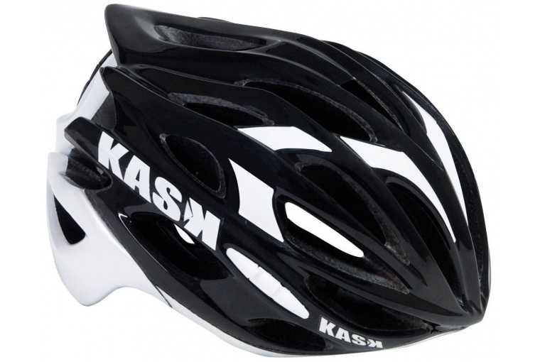 584f4877414 Kask Mojito Road Helmet - Large (59-62cm) - Black/White - The Forge ...