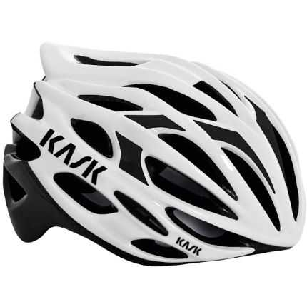 Kask Mojito Road Helmet - Medium (48-58cm) - White/Black