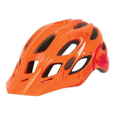Endura Hummvee Helmet - Medium/Large (55-59cm) - Orange