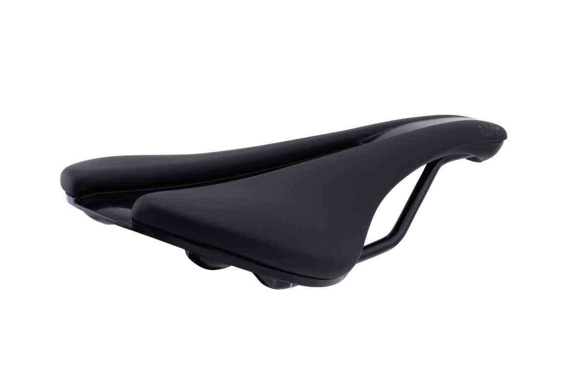 Fabric Line Shallow Elite Mens Saddle - Black/Black