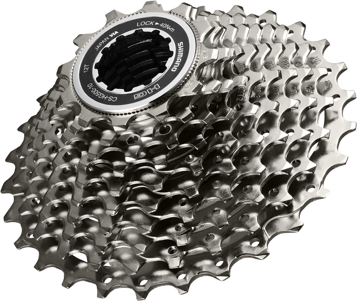 Shimano Deore HG500 10 Speed 11-34 Tooth Cassette