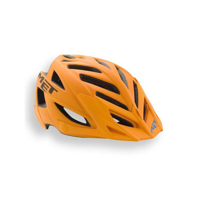 MET Terra 2017 MTB Helmet - One Size (54-61cm) - Matt Orange