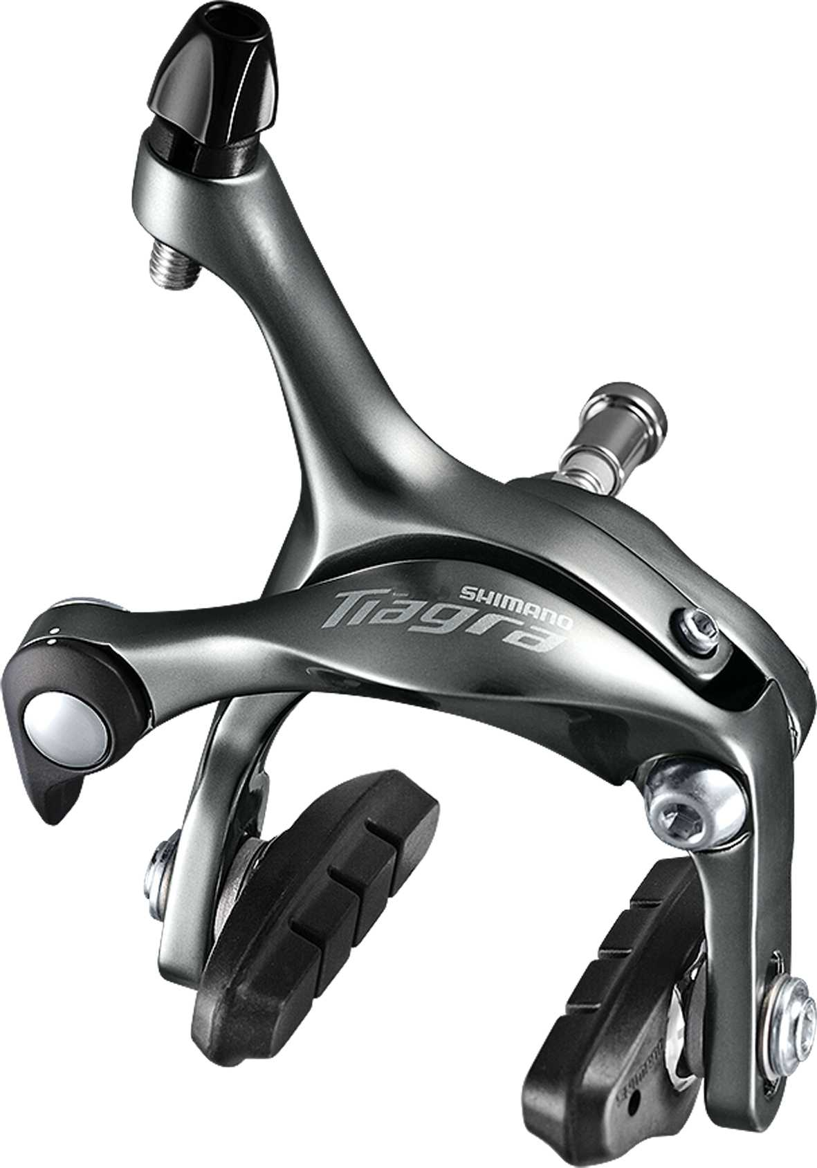 Shimano Tiagra 4700  49mm Drop Dual Pivot Front Brake Calliper - Grey