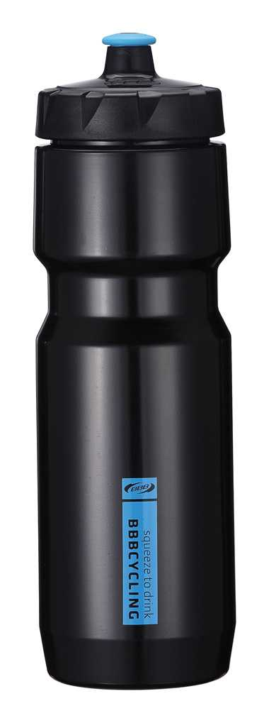 BBB Comptank XL Water Bottle 750ml - Black/Blue