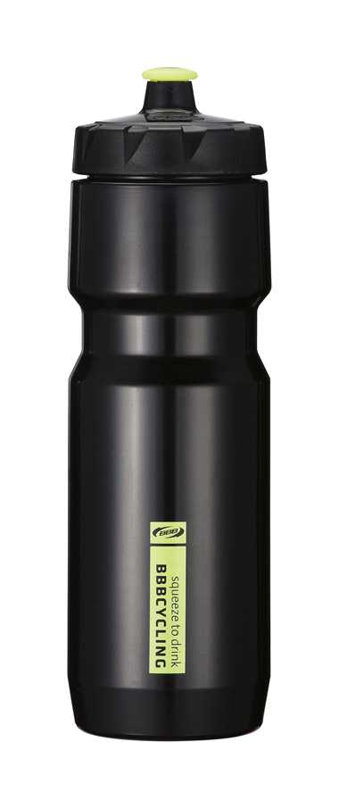 BBB Comptank XL Water Bottle 750ml - Black/Yellow