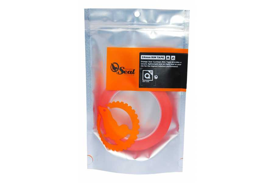 Orange Seal Tubeless Rim Tape 24mm x 55m