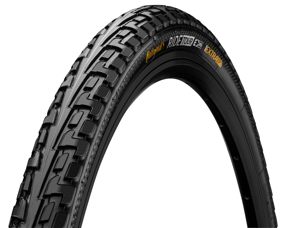 Continental Ride Tour Wire Bead Tyre - 700c x 37mm