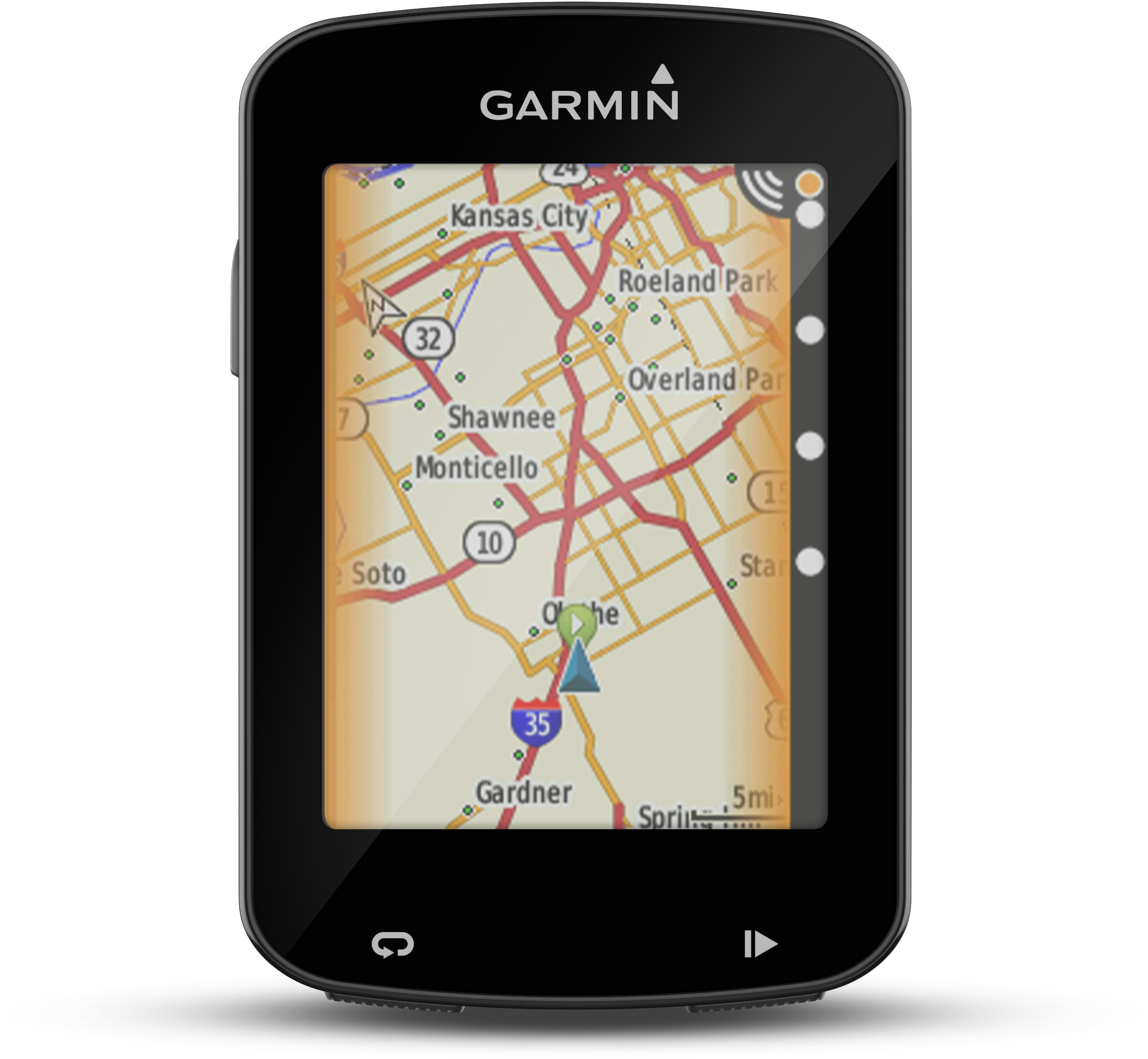 Garmin Edge 820 GPS-Enabled Cycle Computer - Black