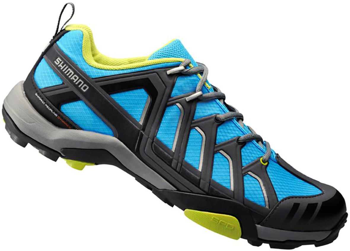 Shimano MT34 Mens Trail Shoes - Blue - 45