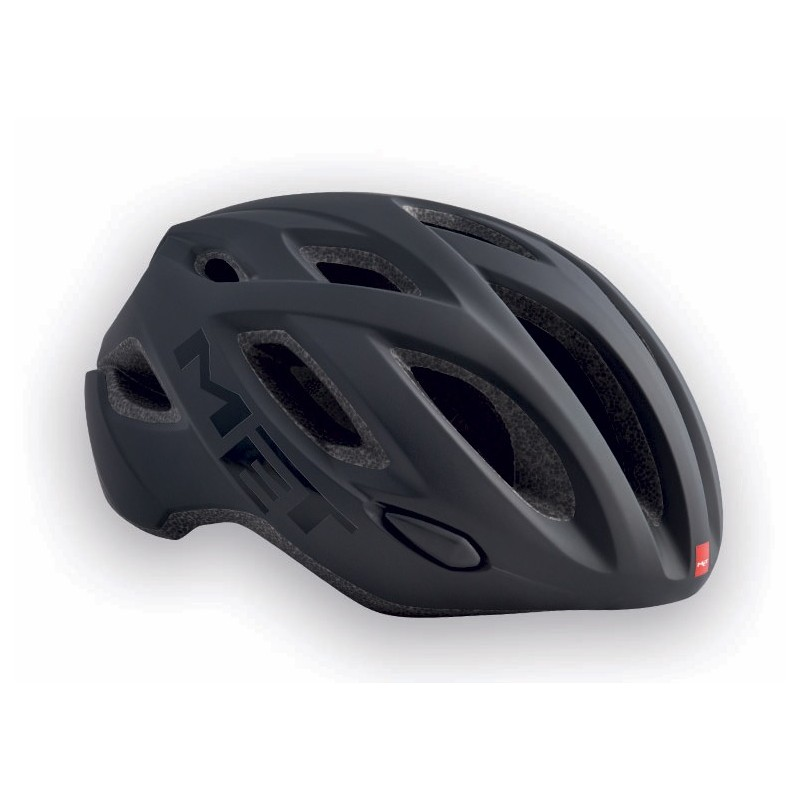 MET Idolo 2017 Road Helmet - Medium (52-59cm) - Matt Black