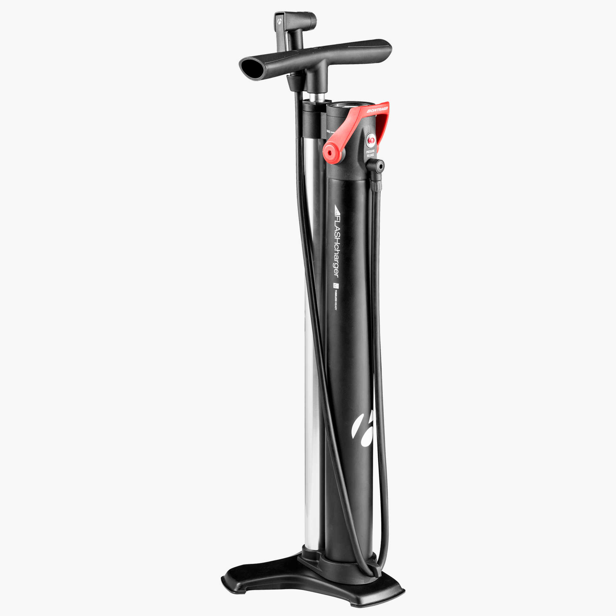 Bontrager Flash Charger Floor Pump
