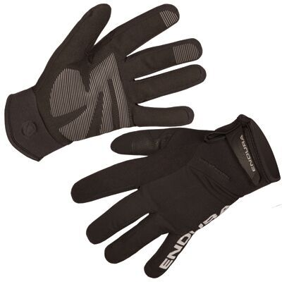 Endura Strike II Mens Gloves - Medium - Black