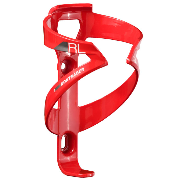 Bontrager Race Lite Nylon Bottle Cage - Viper Red