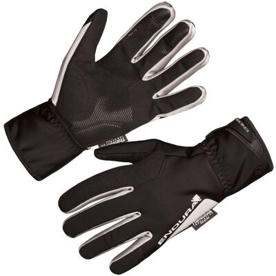 Endura Deluge II Waterproof Gloves - Large - Black