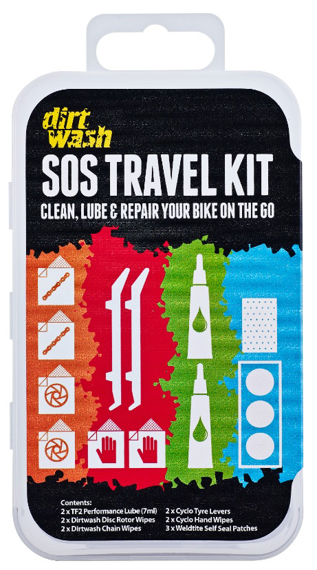 Weldtite SOS Travel Clean & Repair Kit