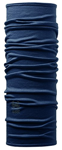 Buff Merino Wool Neck Warmer - Denim